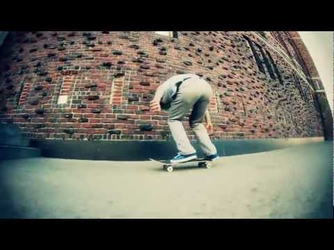 0 Dockers   Alpha Khaki Skate Test | Video