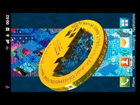 Video of Sochi Gold Live Wallpaper Free