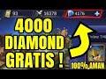 Cara Mendapatkan Diamond GRATIS Di Mobile Legend ! 100% WORK ! | Mobile Legend Trick #1