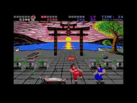 international karate plus atari