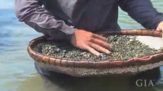 Pailin Cambodia  City new picture : River Mining in Pailin, Cambodia, by GIA