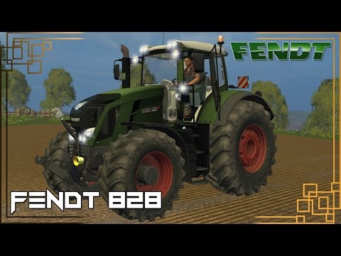 Fendt 828 Vario Full v1.0