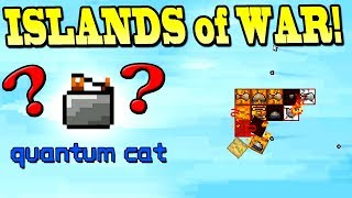 Video I FOUND A QUANTUM CAT? [And Floatrons!] - Islands of War Gameplay Ep 3 MP3, 3GP, MP4, WEBM, AVI, FLV Desember 2018