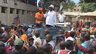 Prepare to go home in August, Raila tells Jubilee - VIDEO