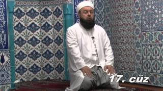 fatih medreseleri masum bayraktar hoca mukabele 17. cüz