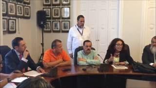 """Gilberth Díaz, Presidente del SEC, """"Hemos reafirmado nuestros aliados en la lucha contra proyec"""