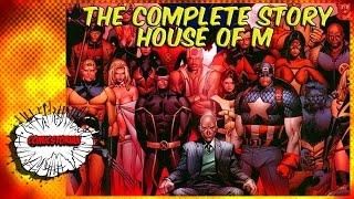 Video House of M (X-Men) - Complete Story MP3, 3GP, MP4, WEBM, AVI, FLV Juli 2018