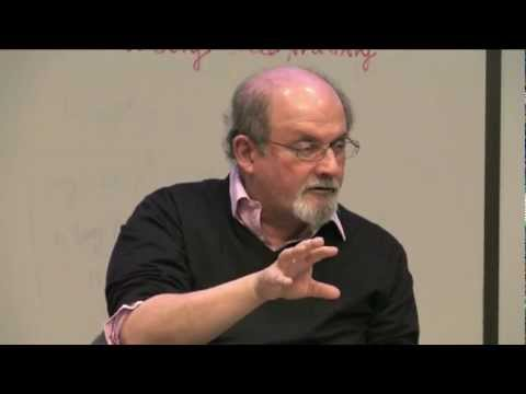 Salman Rushdie über Mythologie und Interpretation