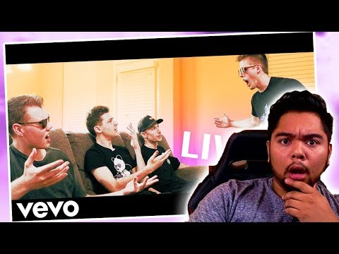 REACTING TO THE *LIVE* CREW DISSTRACK VIDEO!!!