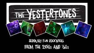 Video THE YESTERTONES, Seriously FUN Rock'n'Roll - short promo