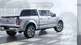 2015 Ford F 150 Interior and Exterior