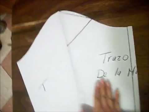 TRAZO DE MANGA, METODO FACIL