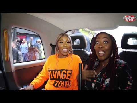 Tiwa Savage Tour 2018. Exclusive Interview On with the Brightknightshow