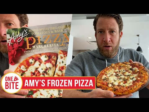Barstool Pizza Review - Amy's Frozen Pizza