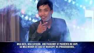 Video Pilipinas  Got Talent 2018 Auditions:Joven Olvido-Vape Tricks (Robin hits the GOLDEN BUZZER) MP3, 3GP, MP4, WEBM, AVI, FLV April 2018