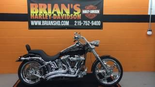 7. 2005 Harley Davidson Softail Deuce For Sale FXSTDI