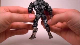 Jakks Pacific Real Steel Atom Vs. Zeus 4