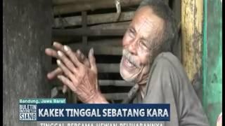 Video [Miris] Kakek yang Alami Lumpuh Ini Hanya Tinggal Sebatang Kara Dengan Hewan Peliharaan - BIS 26/04 MP3, 3GP, MP4, WEBM, AVI, FLV April 2017