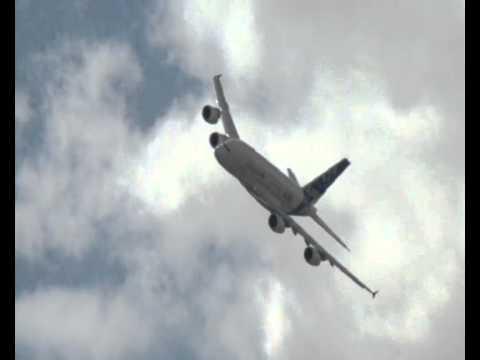 vuoto d'aria sul volo l'avana malpensa salto di 3.000 metri, tanta paura