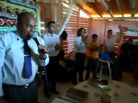 OBRA MISSIONARIA NO ACAMPAMENTO DOS CIGANOS EM FARO/ALGAVE-PORTUGAL (PREGAÇÃO PARTE 1)