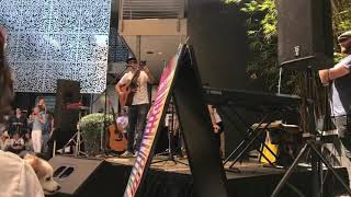 """Have It All""- Jason Mraz Live at Cafe Gratitude 4/22/2018 (Our Colorful Community)"