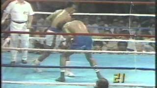 Sugar Ray Leonard Vs Marcos Geraldo