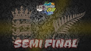 SEMI FINAL PGE T10 WORLD CUP 2017 - ENGLAND v NEW ZEALAND MATCH 35 - DON BRADMAN CRICKET 17 (XBOX ONE S/PS4, 1080P HD) HOW YOUR SUPPORT #PGEWC Group 1 India ...