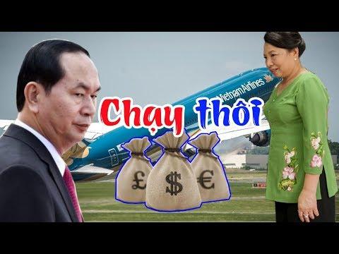 Phan Văn Vĩnh bị bắt, Trần Đại Quang vội vã tẩu tán tài sản, dẫn vợ con tìm đường đào tẩu