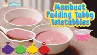 Video MEMBUAT PUDING TUBBY TELETUBBIES | TUBBY CUSTARD | MOVIE RECIPE #14 MP3, 3GP, MP4, WEBM, AVI, FLV Januari 2019