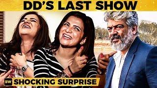 Video My Last Show with Thala Ajith - DD Reveals the Surprise! | MY 449 MP3, 3GP, MP4, WEBM, AVI, FLV Februari 2019