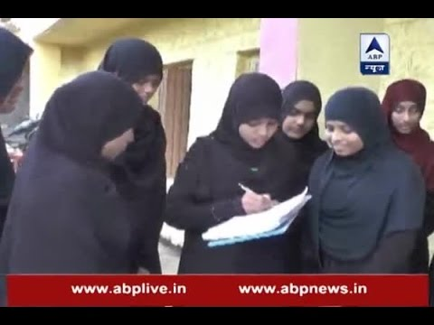 Video Triple talaq row: Women support signature campaign in Osmanabad download in MP3, 3GP, MP4, WEBM, AVI, FLV January 2017