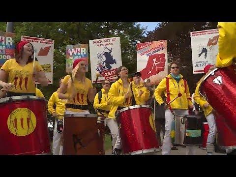 1. Mai 2018: Kundgebungen in ganz Deutschland