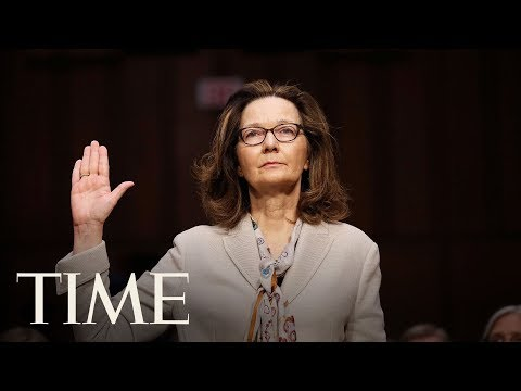 Senate Confirms Gina Haspel As First Female CIA Director | TIME