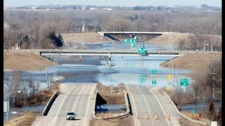 Evacuations Continue As Floodwaters Breach Multiple Levees In Midwest