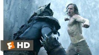 Nonton The Legend of Tarzan (2016) - Tarzan vs. Mbonga Scene (7/9) | Movieclips Film Subtitle Indonesia Streaming Movie Download