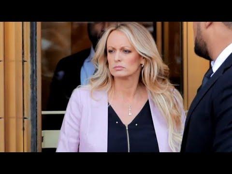 Judge dismisses Stormy Daniels' defamation lawsuit against Trump