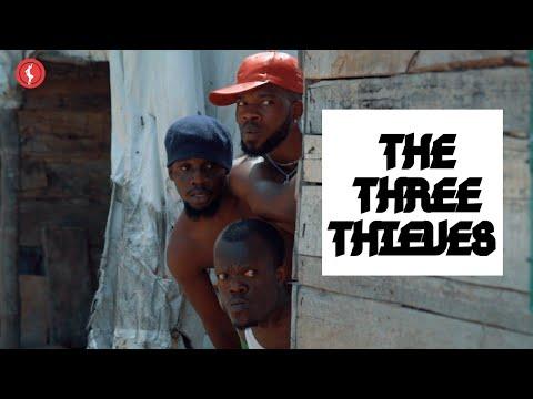 BRODASHAGGI | OFFICER WOOS | SMALL STOUT | THE THREE THIEVES