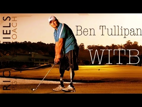 BEN TULLIPAN WHAT'S IN THE BAG?