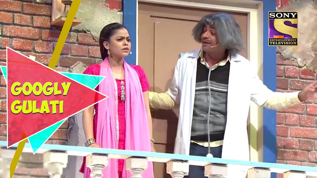 Dr. Gulati Gets Kapil And Sarla Married   Googly Gulati   The Kapil Sharma Show