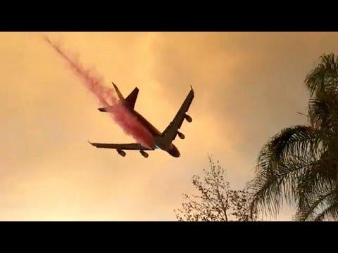 Καλιφόρνια: Εκκένωση χιλιάδων ανθρώπων λόγω της φωτιάς…