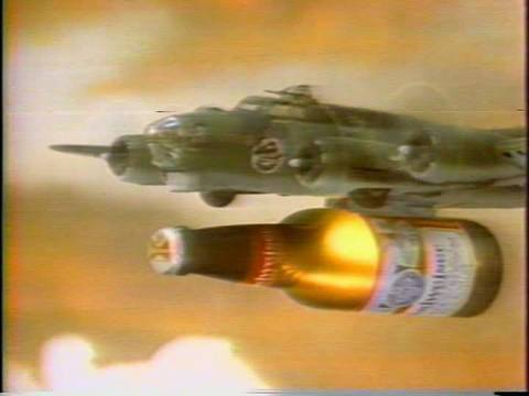 Funny 80s Beer Commercial