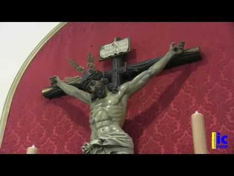 Besapiés Cristo Buena Muerte Isla Cristina 2018
