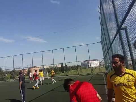 qafqaz futbol Edication faculty team 2 (видео)