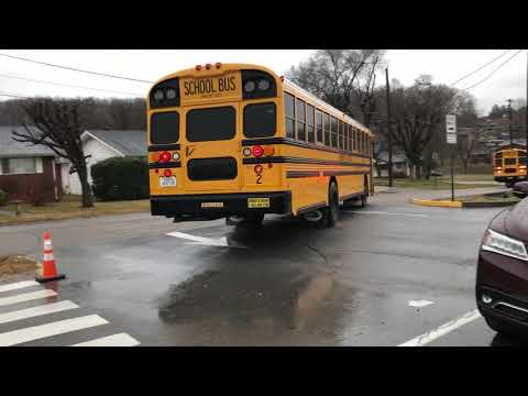 Video: Buses leave with Roosevelt students for Lady Vols versus Lady Bucs game Dec. 21, 2018