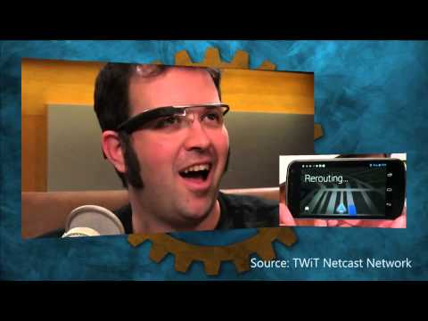 ron - Ron Richards tries Glass for the first time. From Episode 109 of All About Android podcast (TWiT Network). Check out the podcasts on TWiT.tv: http://twit.tv/...