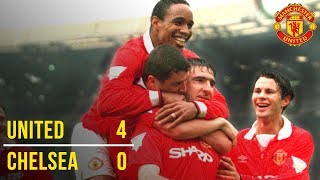 Video Manchester United 4-0 Chelsea | United Win the Double! | FA Cup Final 1994 #EmiratesFACup | Classics MP3, 3GP, MP4, WEBM, AVI, FLV Agustus 2019