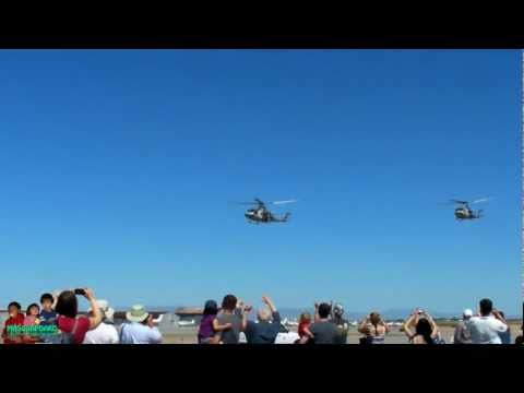 Helifest at Hiller Aviation Museum...