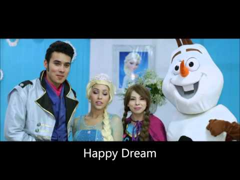 Video Personagens cover Elsa, Anna, Hans e Olaf para festas e eventos DF  Happy Dream Festas download in MP3, 3GP, MP4, WEBM, AVI, FLV January 2017