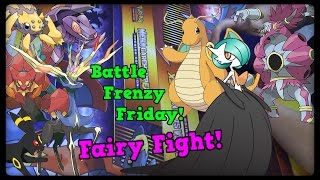 BFF! Rainbow Road VS Mega Gardevoir (STS Variant)! by Master Jigglypuff and Friends