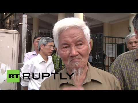 Vietnam: National hero General Giap honoured at state funeral in Hanoi